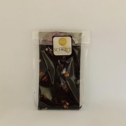Éclats de chocolat 60% aux amandes André Schott chocolatier