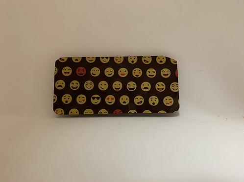 Tablette chocolat belge noir emoji