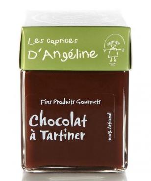 Chocolat à tartiner Les caprices d'Angéline