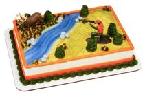 Gâteau chasse Décopac