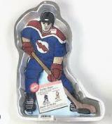 Moule à gâteau Joueur Hockey #33(Cueillette en magasin)