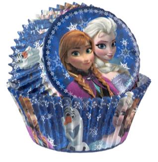 Caissettes La Reine des Neiges