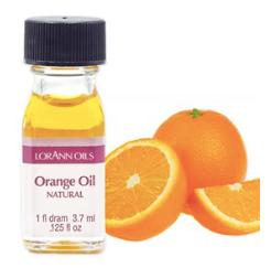 Essence orange Lorann oils 3.7ml