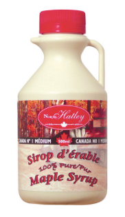 Sirop d'érable Canada No.1 Médium North Hatley