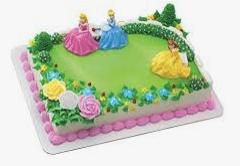 Gâteau Princesses Disney Décopac