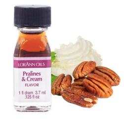 Essence praline et crème  Lorann oils 3.7ml