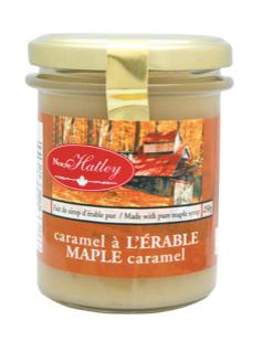 Caramel à l'érable North Hatley 250 g.