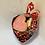 Thumbnail: Boîte de 8 biscuits St-Valentin