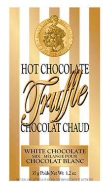 Chocolat chaud Truffe Gourmet village