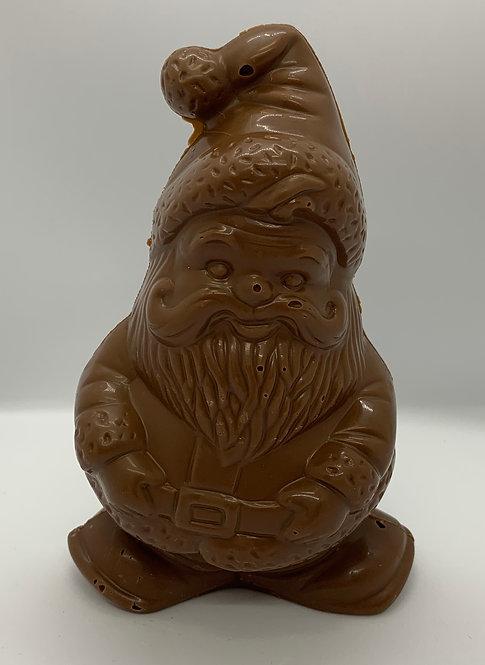 Père Noël en chocolat belge au lait