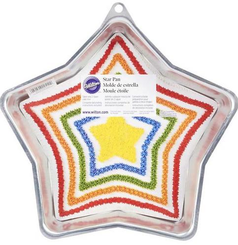 Moule à gâteau étoile #187 (Cueillette en magasin)