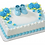 Thumbnail: Gâteau Bottines bébé garçon Décopac
