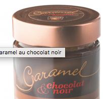 Caramel et chocolat noir La Fudgerie