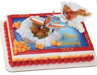 Gâteau Les avions