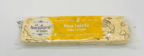 Nougat Pina Colada La Nougaterie de Québec