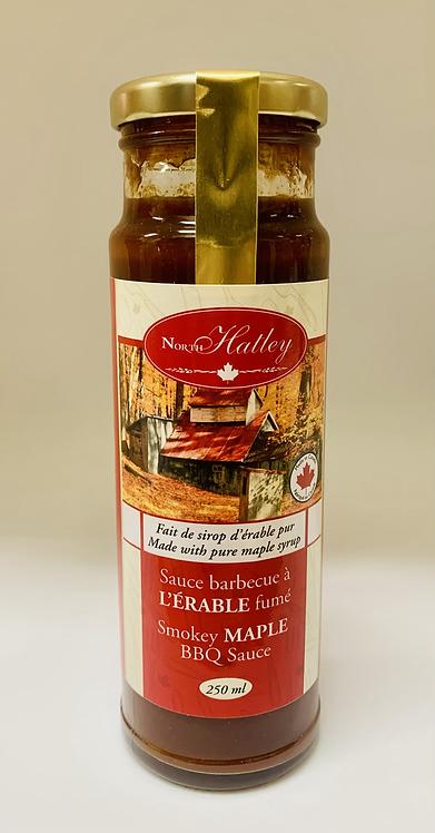 Sauce bbq à l'érable North Hatley