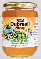 Miel de trèfle Miel Dubreuil