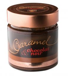 Caramel et chocolat La Fudgerie de Québec