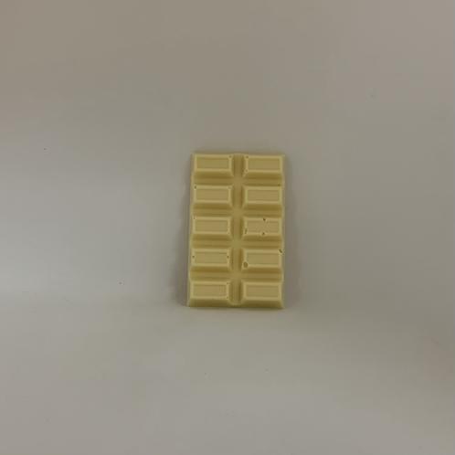 Tablette chocolat belge blanc