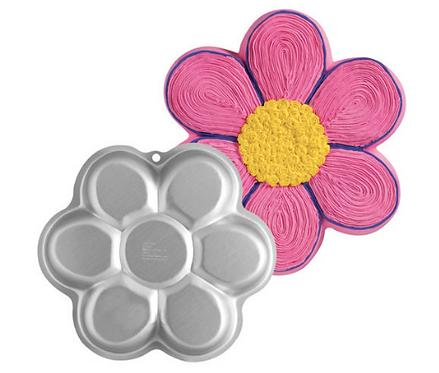 Moule à gâteau fleur #76