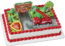 Gâteau pompier Décopac