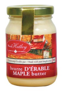 Beurre d'érable North Hatley 160 g.
