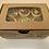 Thumbnail: Cornets de chocolat belge au lait Noël (boîte)