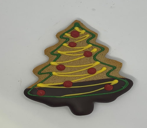 Biscuit pain d'épices Sapin