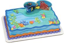 Gâteau Trouvez Nemo Décopac
