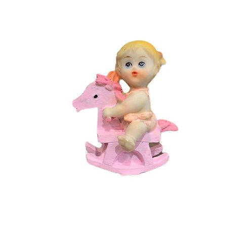 bébé fille décoration pour gâteau
