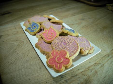 Variétés de biscuits