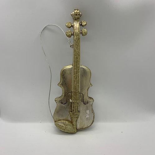 Ornement des fêtes violon