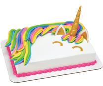 Gâteau Licorne Décopac