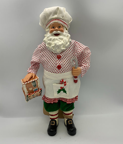Père Noël pâtissier