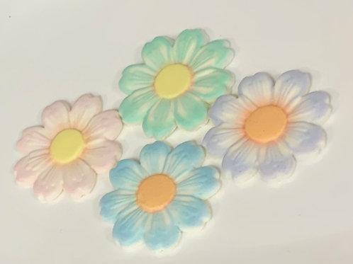 Fleurs en sucre