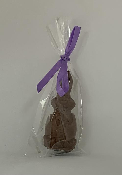 #54 mini-lapin dans sa coquille chocolat au lait belge
