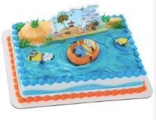 Gâteau Les mignons Décopac