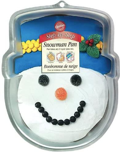 Moule à gâteau Bonhomme de neige  #110