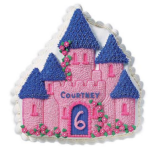 Moule à gâteau Château  #10 (Cueillette en magasin)