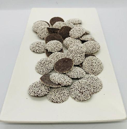 Chocolats bonbons blanc