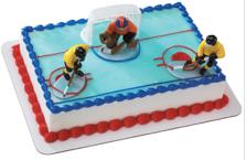 Gâteau Hockey Décopac