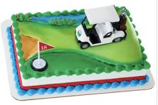 Gâteau Golf Décopac