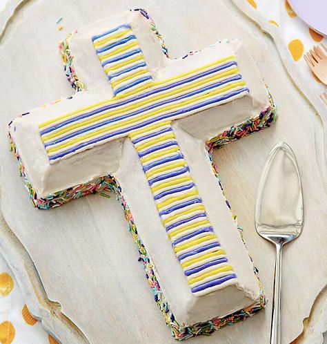 Moule à gâteau Croix  #75(Cueillette en magasin)