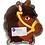 Thumbnail: Moule à gâteau Cheval  #94 (Cueillette en magasin)