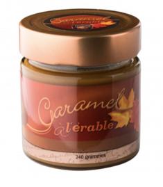 Caramel à l'érable La Fudgerie de Québec