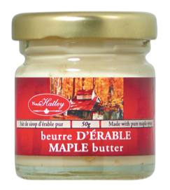 Beurre d'érable North Hatley 50 g.