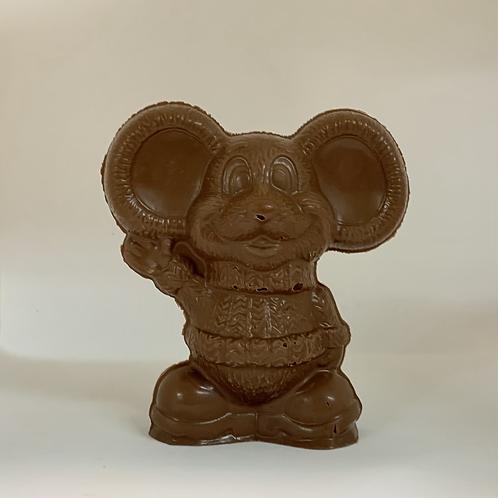 #40 souris chocolat belge au lait