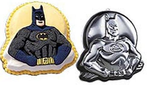 Moule à gâteau Batman  #134 et 139