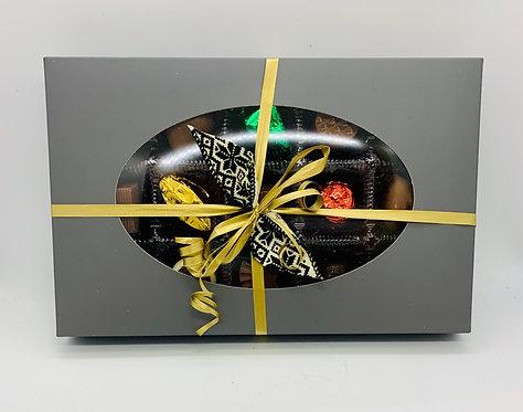 Boîte de 15 chocolats saveurs variées
