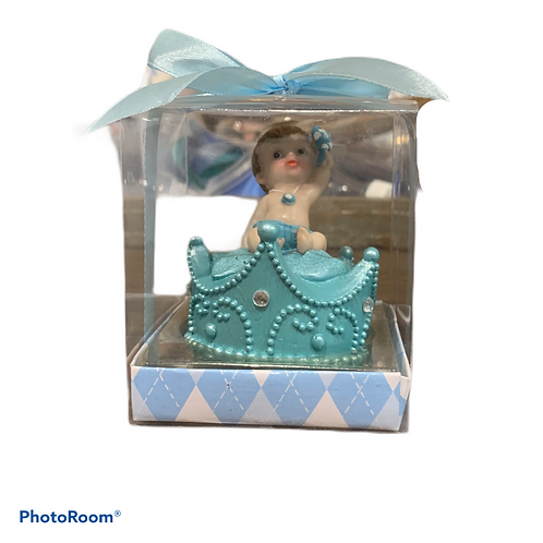 bébé garçon décoration pour gâteau
